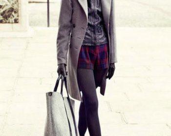 """Cách phối đồ """"chuẩn"""" với quần legging"""