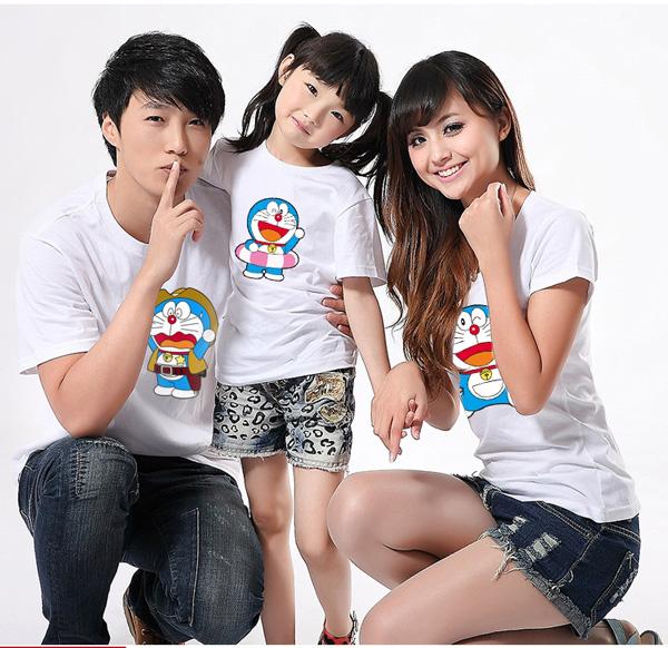 in áo thun gia đình đẹp, giá rẻ