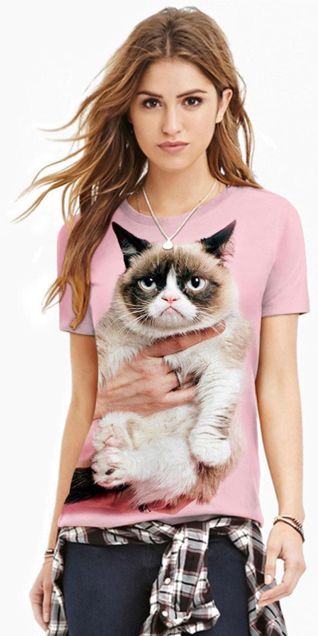 áo in hình thú cưng