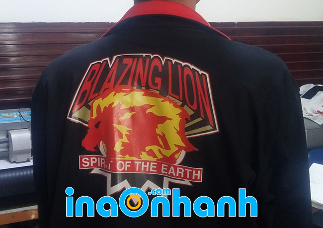in logo, hình ảnh áo game