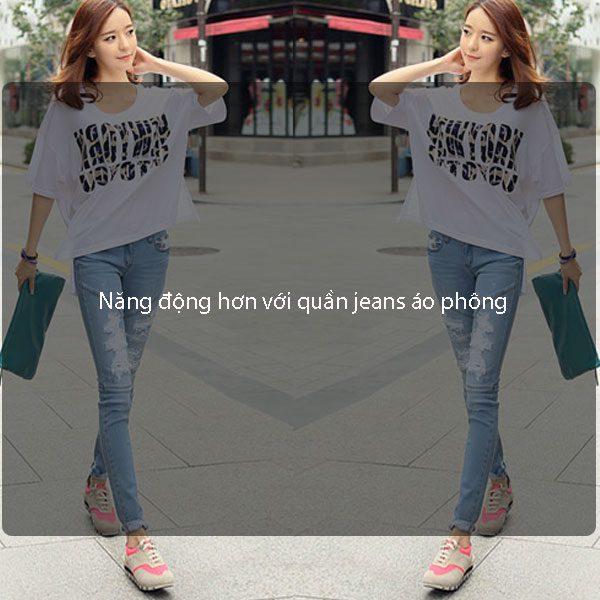 nang-dong-hon-voi-quan-jeans-ao-phong